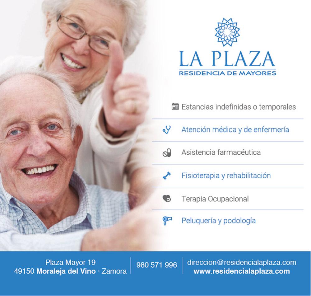 Residencia de Mayores La Plaza