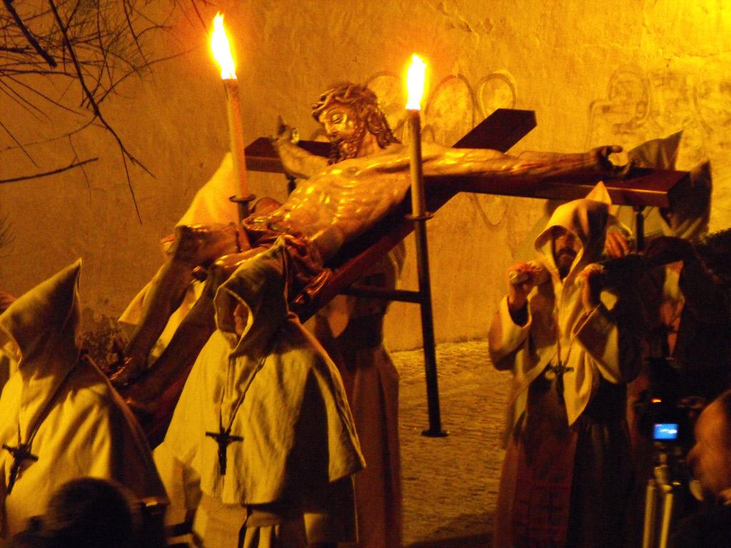 Santísimo Cristo de la Buena Muerte. Lunes Santo.