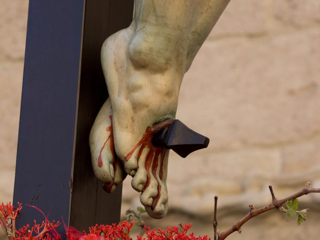 Cristo de las Injurias. Miércoles Santo.