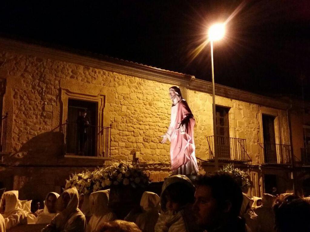 Jesús de Luz y Vida. Sábado de Dolores.
