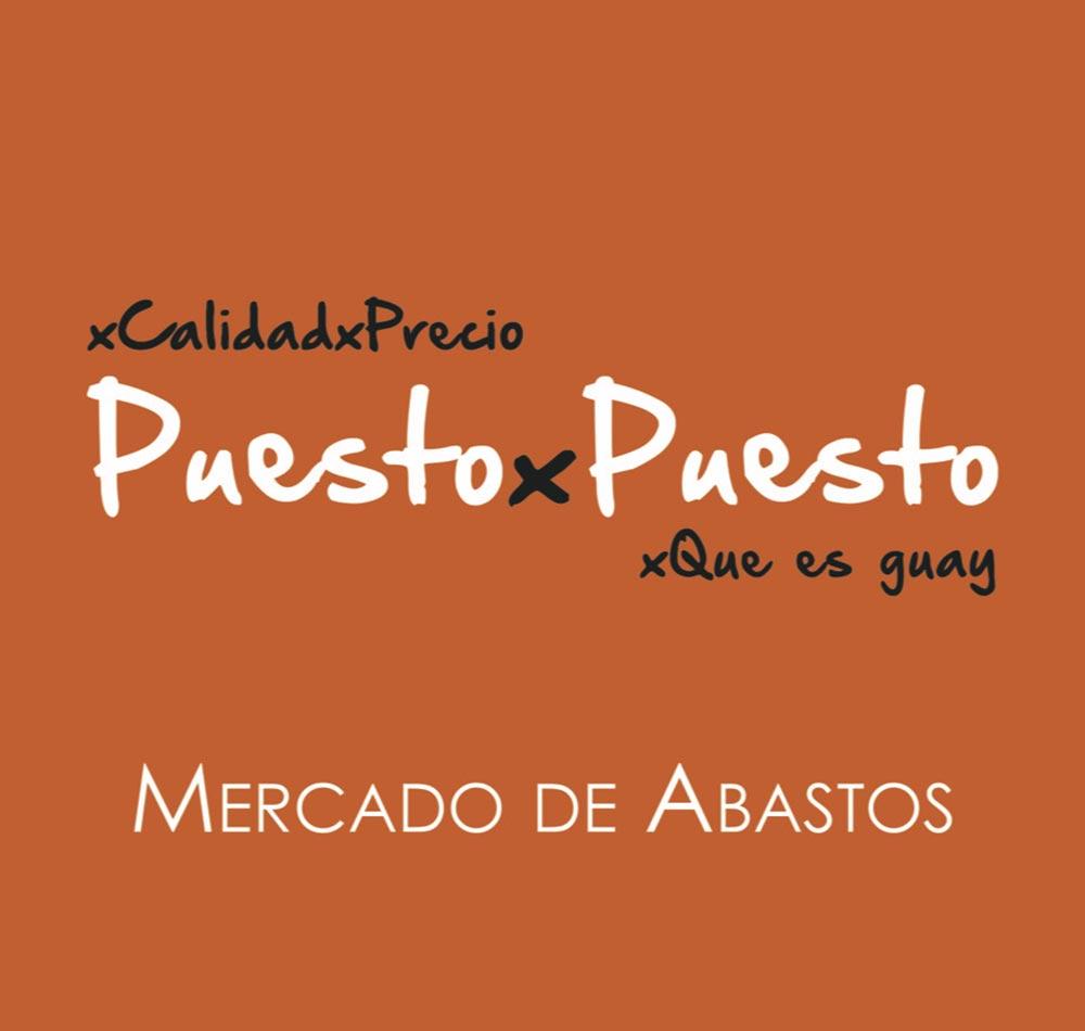 Puesto x Puesto. Mercado de Abastos de Zamora.