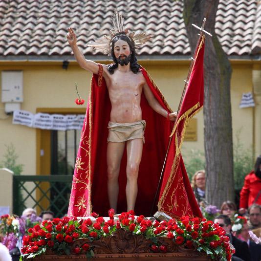 Jesús Resucitado. Domingo de Resurrección.
