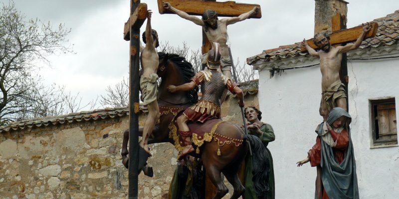 La Lanzada. Real Cofradía del Santo Entierro. Viernes Santo.