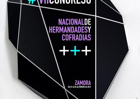 Cartel VII Congreso Nacional de Cofradías y Hermandades
