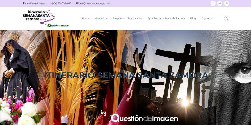 El itinerario de Semana Santa Zamora 2019 ya está disponible