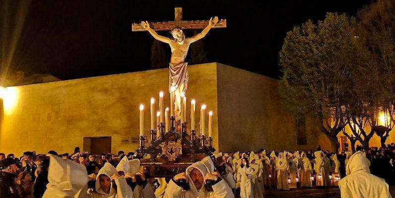 Hermandad Penitencial del Santísimo Cristo del Espíritu Santo. Viernes de Dolores.