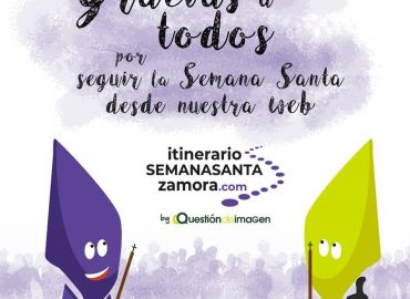 Gracias a todos por consultar ItinerarioSemanaSantaZamora.com