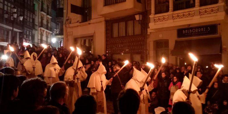 Hermandad Penitencial del Santísimo Cristo de la Buena Muerte. Lunes Santo 2019.