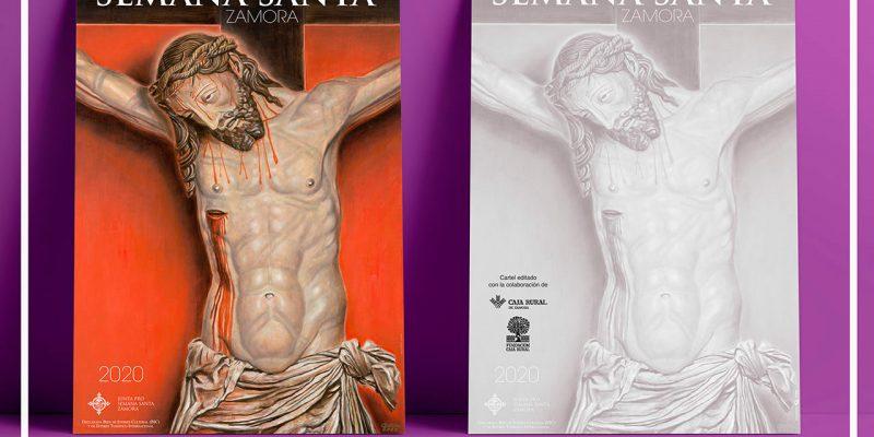 Cartel oficial Semana Santa Zamora 2020