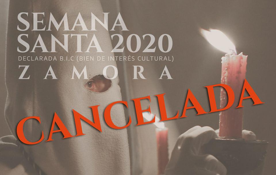 Semana Santa 2020 cancelada