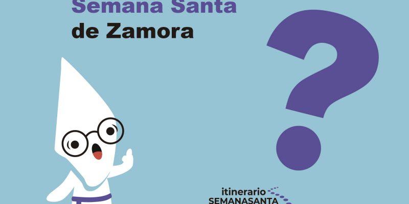 ¿Cuánto sabes de la Semana Santa de Zamora?